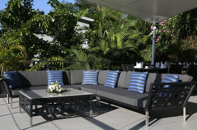 Villa Namaste Open Plan Lounge Area | Bang Tao, Phuket
