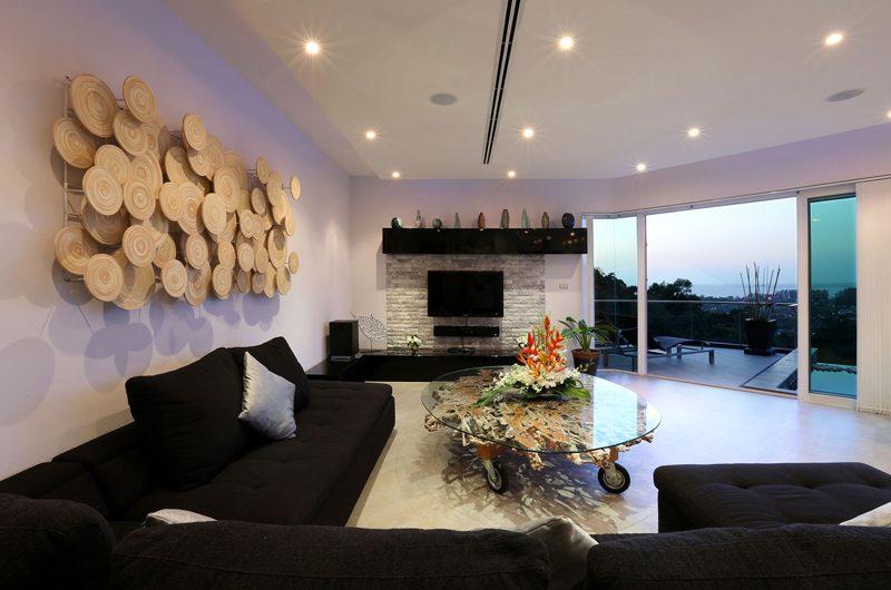 Villa Namaste Living Area | Bang Tao, Phuket