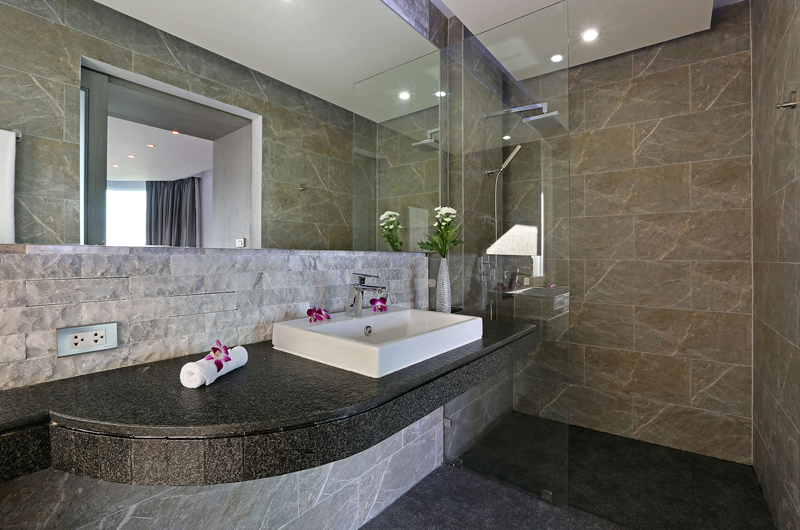 Villa Namaste Bathroom Three | Bang Tao, Phuket