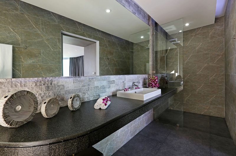 Villa Namaste Bathroom Two | Bang Tao, Phuket