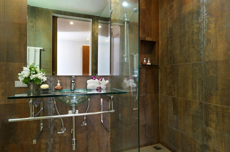 Villa Namaste Bathroom One | Bang Tao, Phuket