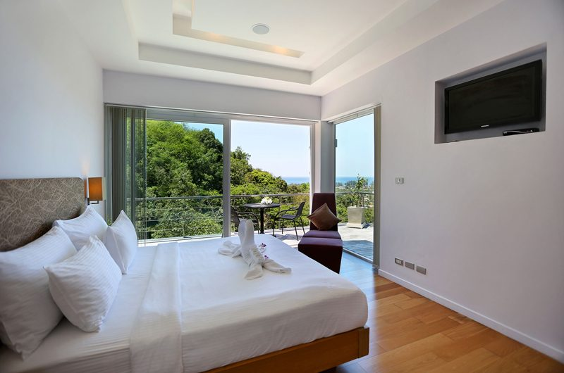 Villa Namaste Bedroom | Bang Tao, Phuket