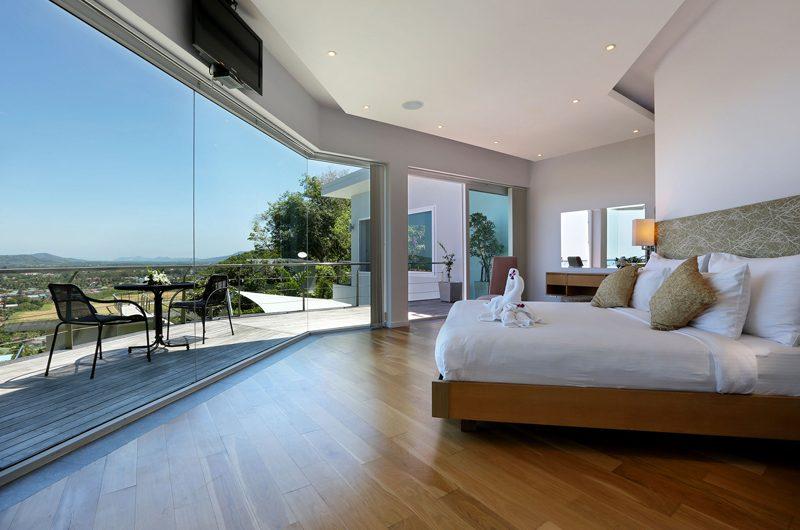 Villa Namaste Master Bedroom | Bang Tao, Phuket