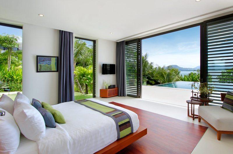 Villa Padma Bedroom Two Side View | Phuket, Thailand