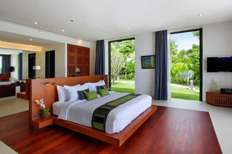 Villa Padma Bedroom Two   Phuket, Thailand
