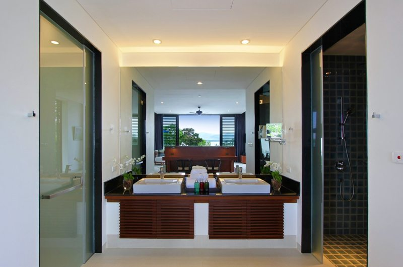 Villa Padma Bathroom   Phuket, Thailand