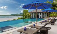 Villa Padma Pool with Ocean Views | Cape Yamu, Phuket