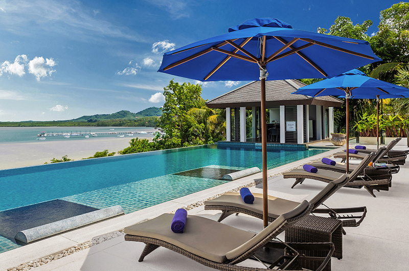 Villa Padma Pool with Ocean Views   Cape Yamu, Phuket