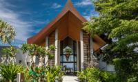 Villa Padma Main Entrance   Cape Yamu, Phuket
