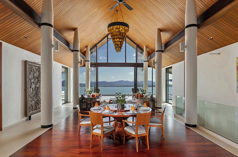 Villa Padma Round Table | Cape Yamu, Phuket
