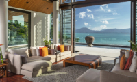 Villa Padma Open Plan Living Room   Cape Yamu, Phuket