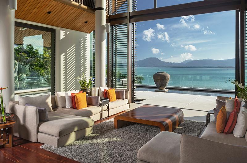 Villa Padma Open Plan Living Room | Cape Yamu, Phuket