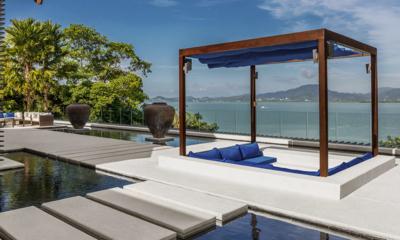 Villa Padma Sunken Lounge | Cape Yamu, Phuket