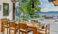 Villa Padma Open Plan Dining Table | Cape Yamu, Phuket
