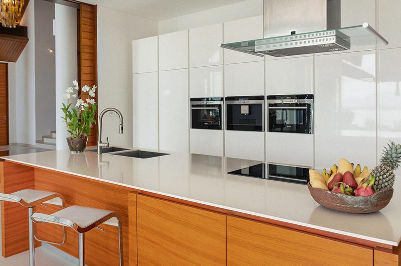 Villa Padma Kitchen Equipment | Cape Yamu, Phuket