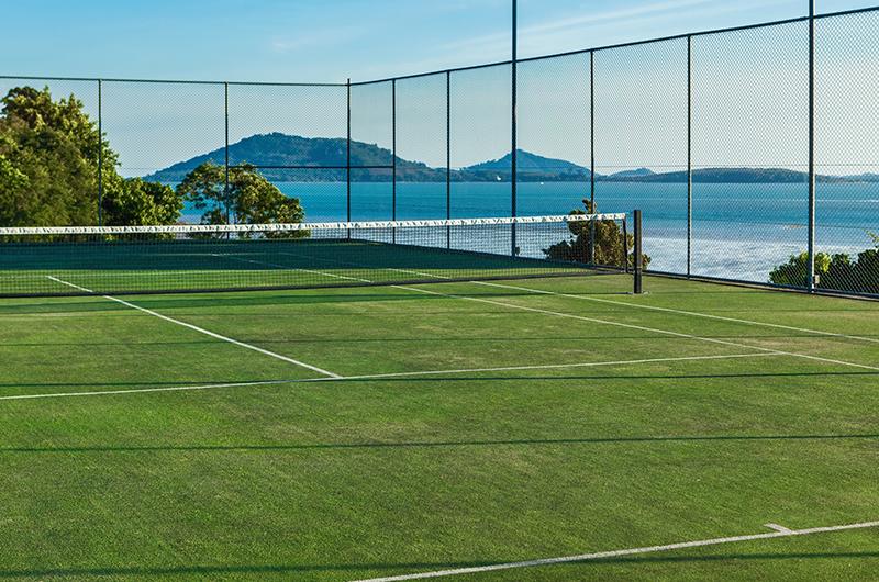 Villa Padma Tennis Court   Cape Yamu, Phuket