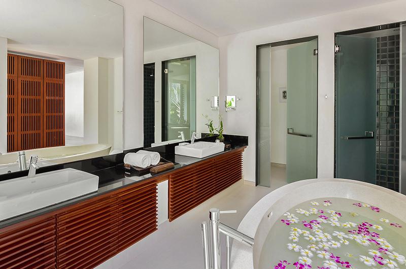 Villa Padma Vanity   Cape Yamu, Phuket
