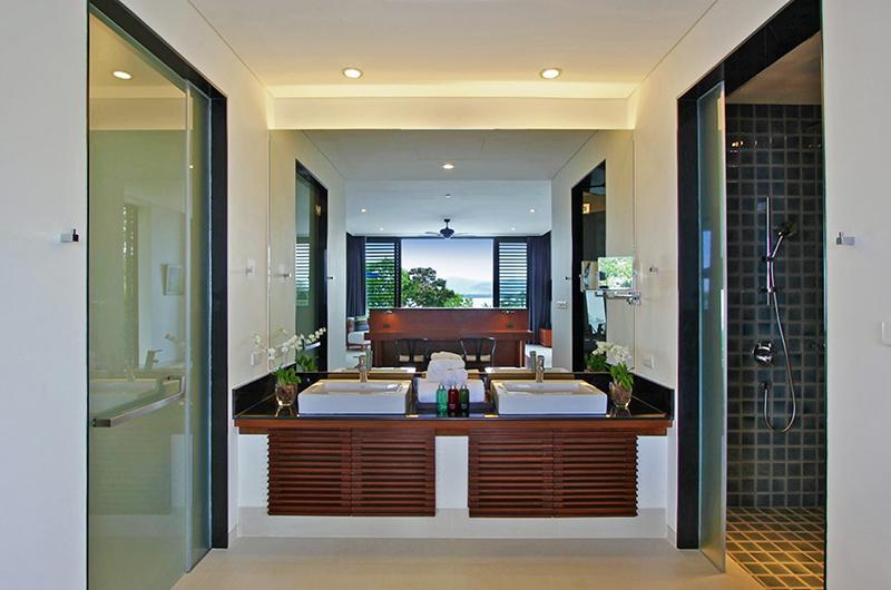 Villa Padma His & Hers Vanity | Cape Yamu, Phuket