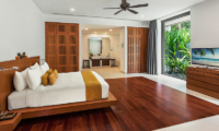 Villa Padma Spacious Bedroom with Ensuite Bathroom | Cape Yamu, Phuket