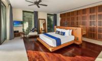 Villa Padma Bedroom with Seating | Cape Yamu, Phuket
