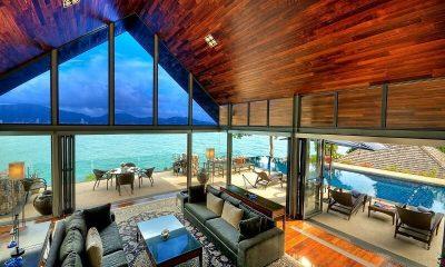 Villa Rom Trai Open Plan Living Room | Phuket, Thailand