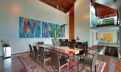 Villa Rom Trai Dining Area | Phuket, Thailand
