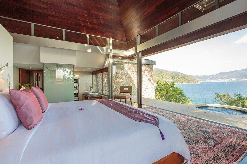 Villa Rom Trai Master Bedroom | Phuket, Thailand