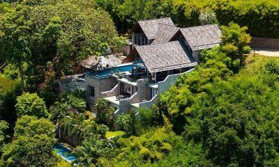 Villa Rom Trai Bird's Eye View | Phuket, Thailand
