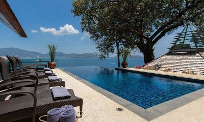 Villa Rom Trai Infinity Pool | Phuket, Thailand
