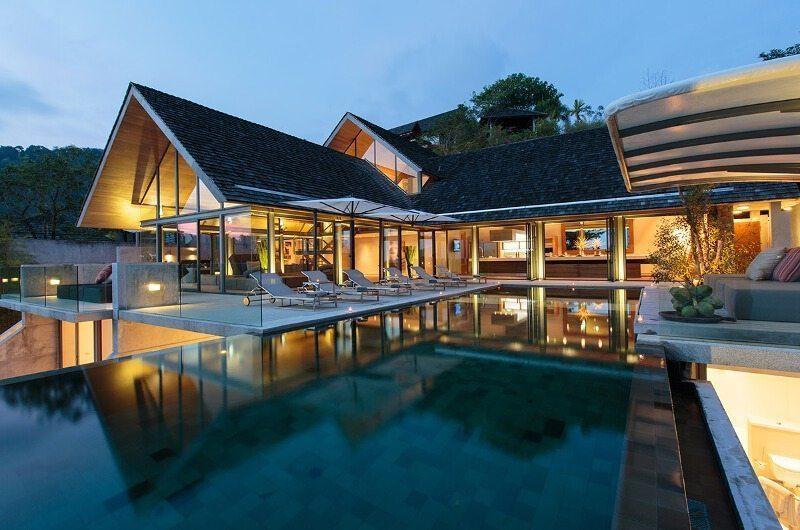 Villa Saengootsa Pool View   Phuket, Thailand