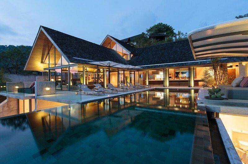 Villa Saengootsa Kamala Phuket Thailand
