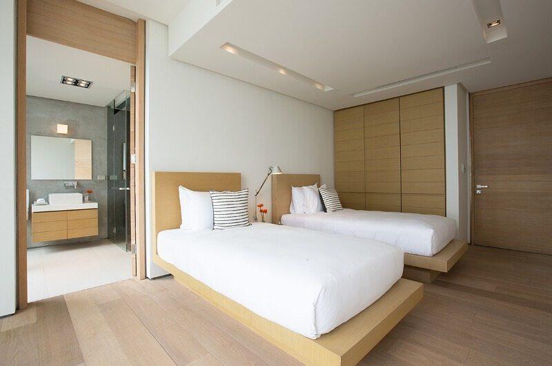 Villa Saengootsa Twin Bedroom   Phuket, Thailand