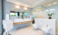 Villa Saengootsa Master Bathroom   Phuket, Thailand