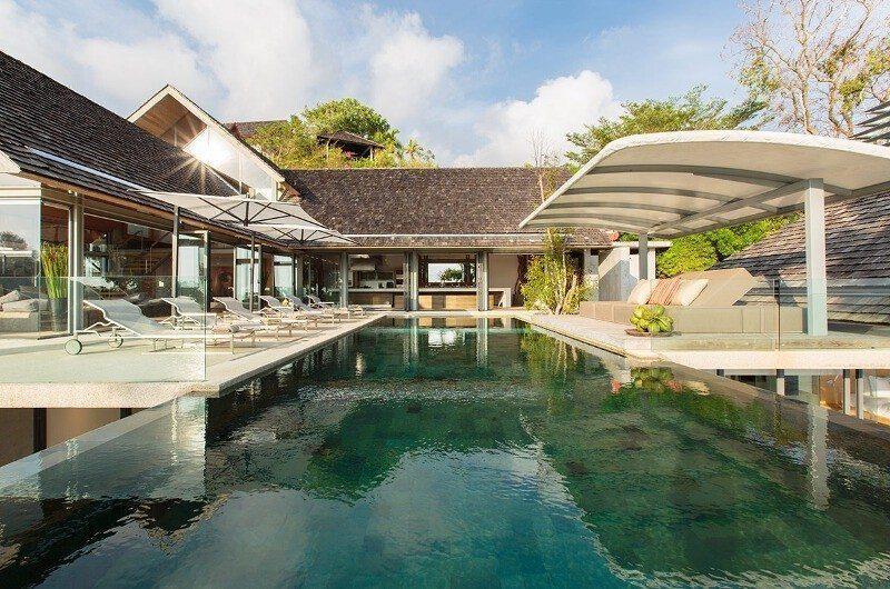 Villa Saengootsa Swimming Pool   Phuket, Thailand