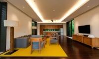 Villa Sawarin Indoor Lounge | Phuket, Thailand