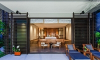 Villa Sawarin Master Bedroom Front View | Phuket, Thailand