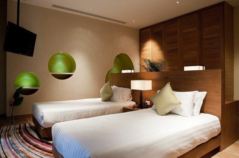 Villa Sawarin Twin Bedroom | Phuket, Thailand