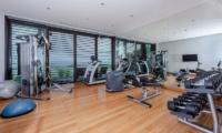 Villa Sawarin Gym | Phuket, Thailand