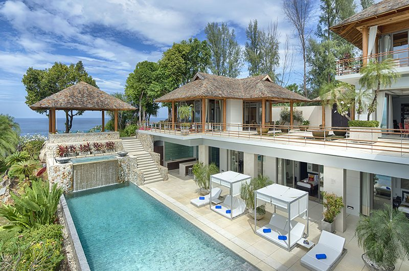 Villa Torcello Pool Side | Kamala, Phuket