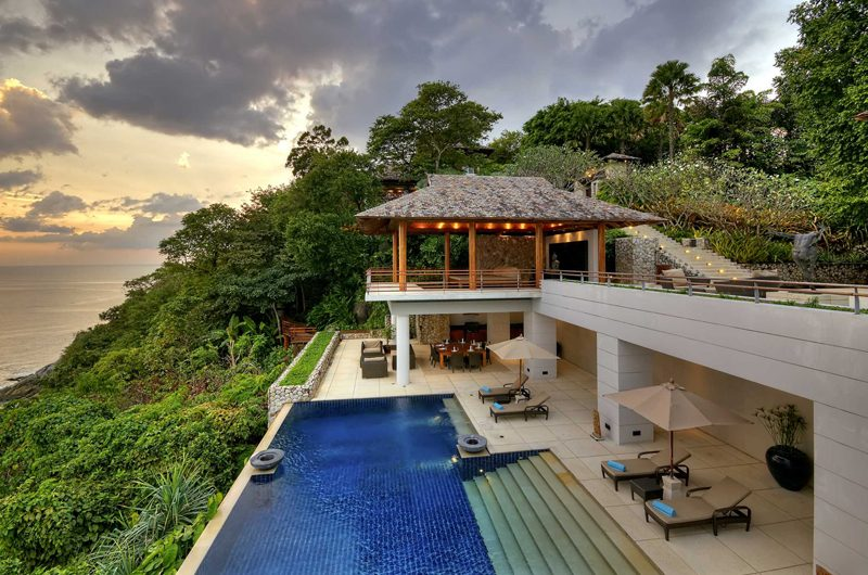 Villa Wang Nam Jai Swimming Pool | Kamala, Phuket