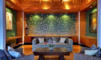 Villa Wang Nam Jai Indoor Living Area | Kamala, Phuket