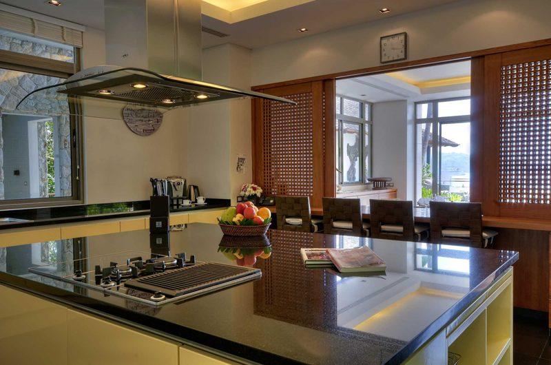 Villa Wang Nam Jai Kitchen Area | Kamala, Phuket
