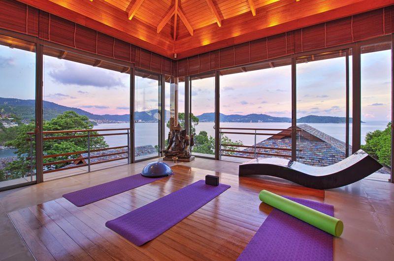 Villa Wang Nam Jai Yoga Room | Kamala, Phuket