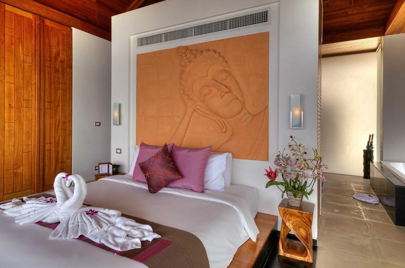 Villa Wang Nam Jai Bedroom | Kamala, Phuket