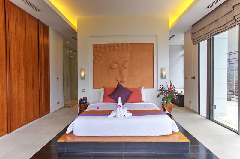 Villa Wang Nam Jai King Size Bed | Kamala, Phuket