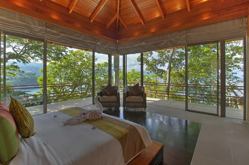 Villa Wang Nam Jai Bedroom with Sea View | Kamala, Phuket
