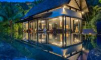 Villa Yang Swimming Pool at Night | Kamala, Phuket