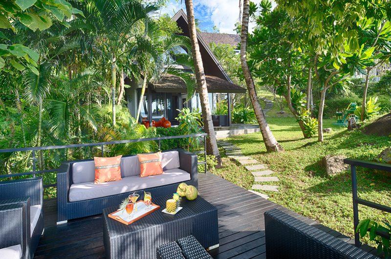 Villa Yang Lounge Area | Kamala, Phuket