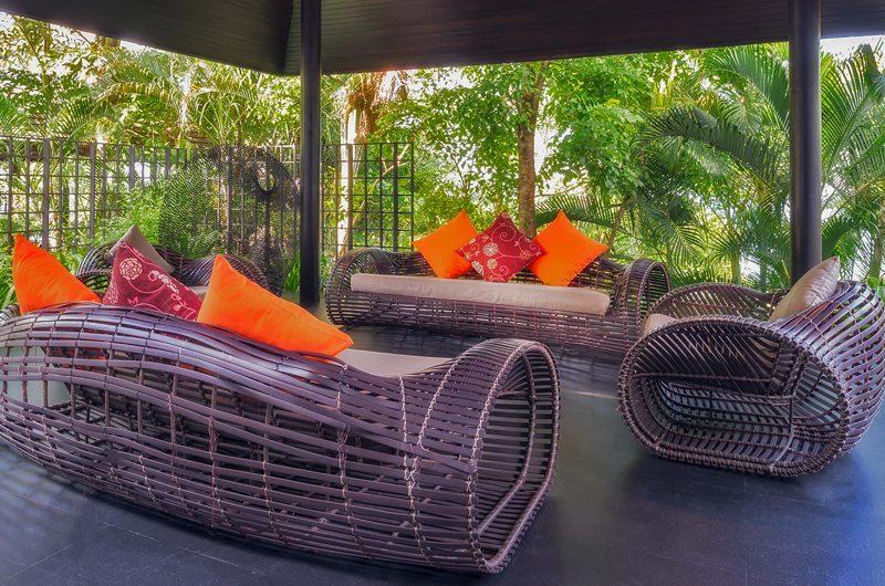 Villa Yang Outdoor Seating Area | Kamala, Phuket