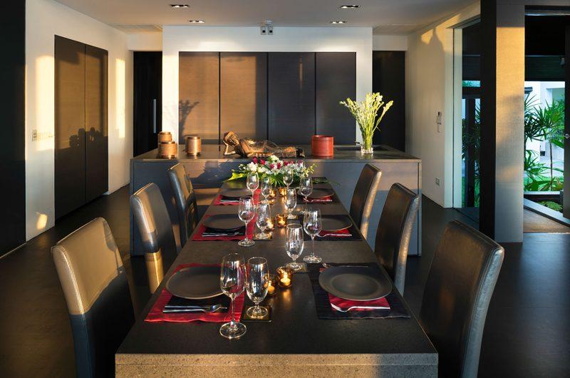 Villa Yang Indoor Dining Area | Kamala, Phuket